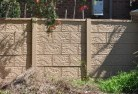 Red Gully Brick fencing 20