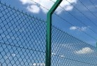 Red Gully Chainmesh fencing 14