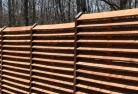 Red Gully Privacy fencing 20