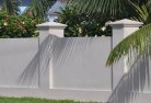Red Gully Privacy fencing 27