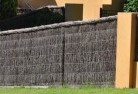 Red Gully Privacy fencing 31