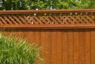 Red Gully Privacy fencing 3