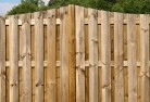 Red Gully Privacy fencing 47